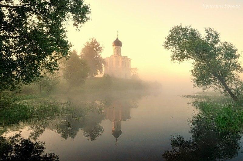 Храм Покрова на Нерли, Владимирская область