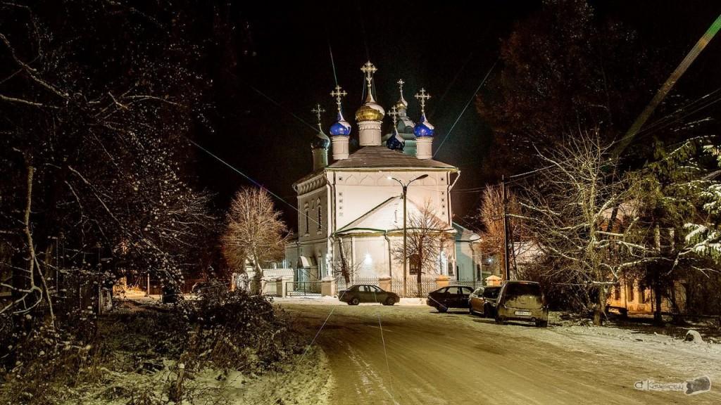 Христорождественский собор в Коврове