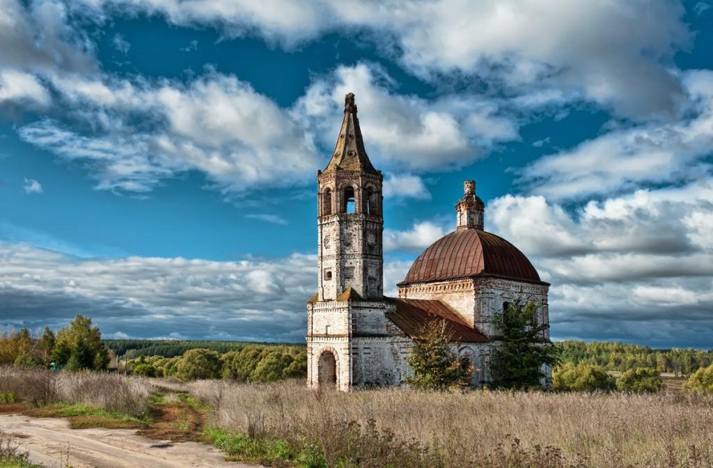 Церковь Воскресения Христова, Суздальский раойн