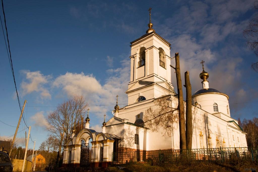 Церковь Николая Чудотворца в Киржаче 01