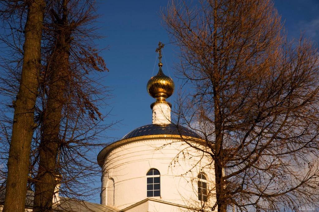 Церковь Николая Чудотворца в Киржаче 02