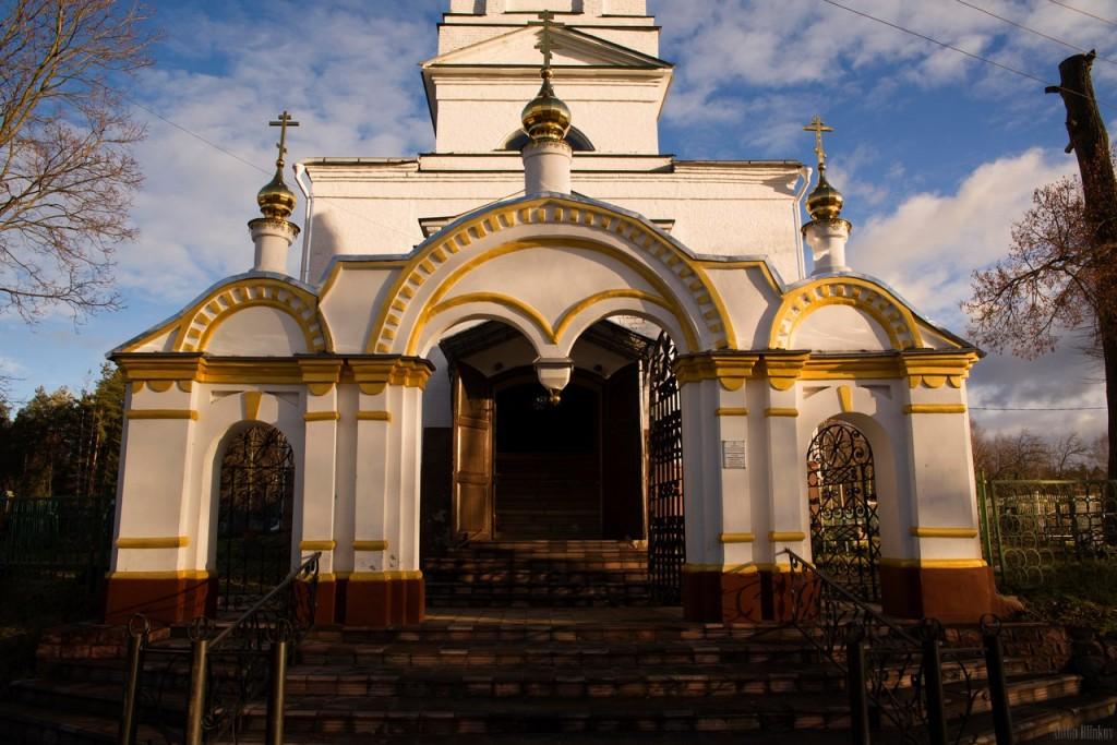 Церковь Николая Чудотворца в Киржаче 03