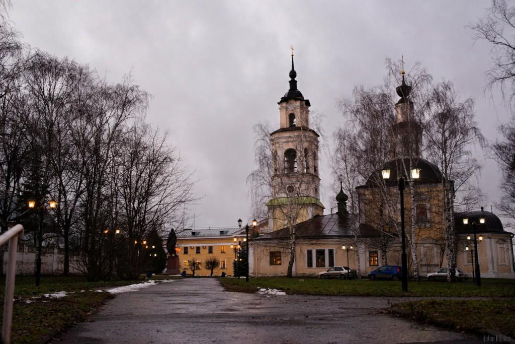 Церковь Святого Николая. г. Владимир.