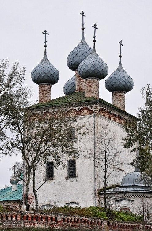 Церковь Успения Пресвятой Богородицы (Большие Всегодичи) 02