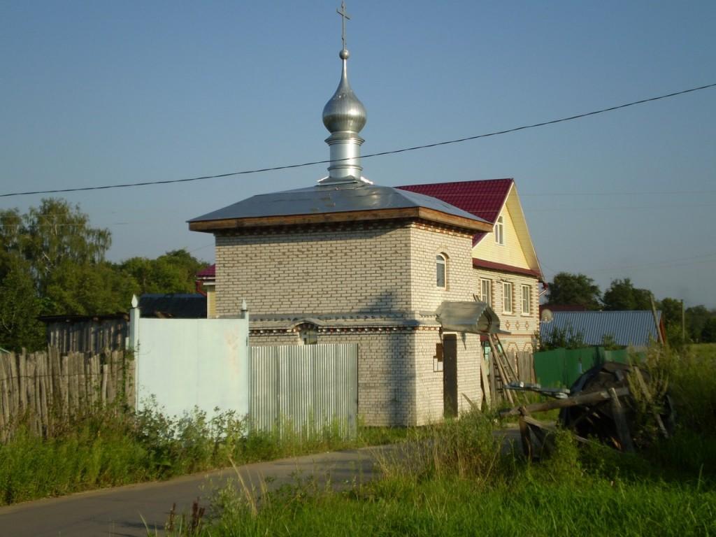 Часовня Веры, Надежды, Любови и матери их Софии в Мостострое 03