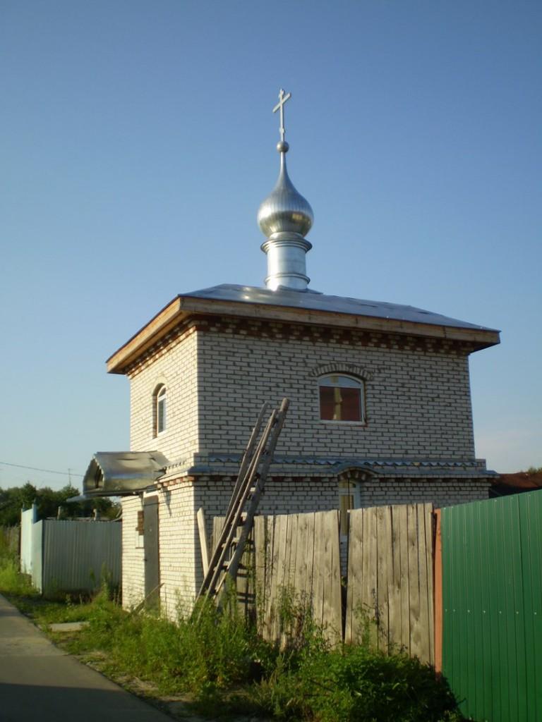 Часовня Веры, Надежды, Любови и матери их Софии в Мостострое 05