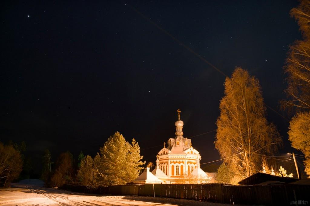 Часовня во имя святой великомученицы Варвары. г. Гусь-Хрустальный.