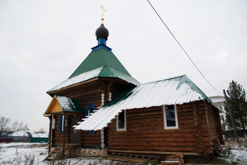 Часовня в деревне Ильино, Судогодский район 03