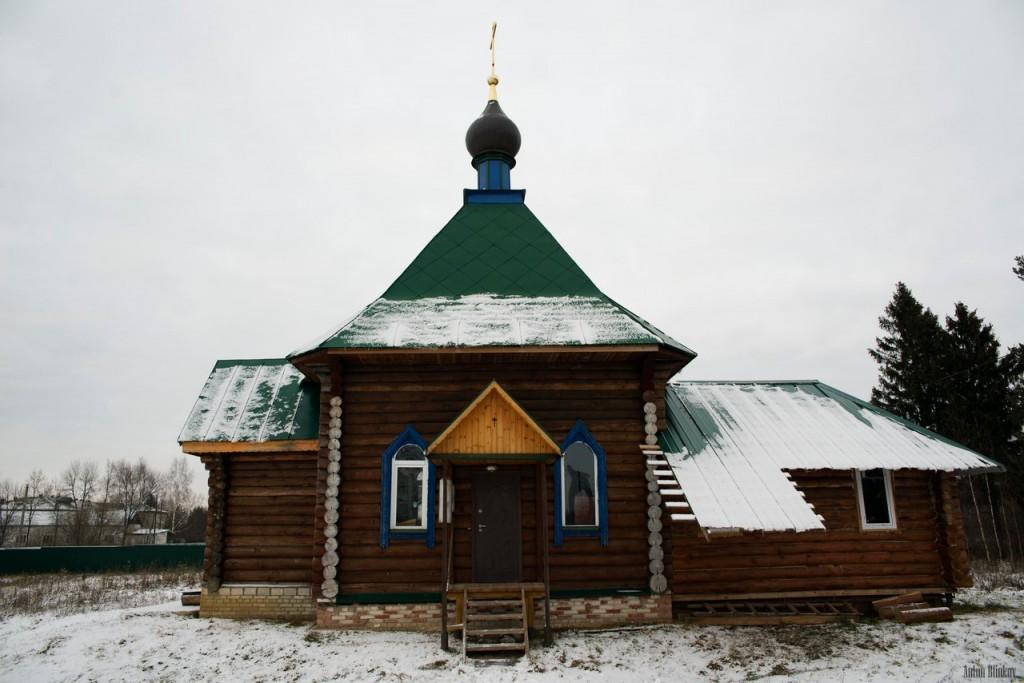 Часовня в деревне Ильино (Судогодский район) 04