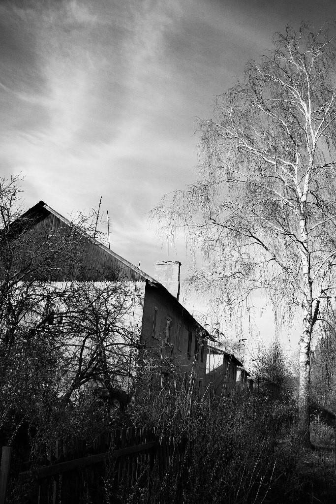 Черно-белый Муром от Алексея Трифонова 03