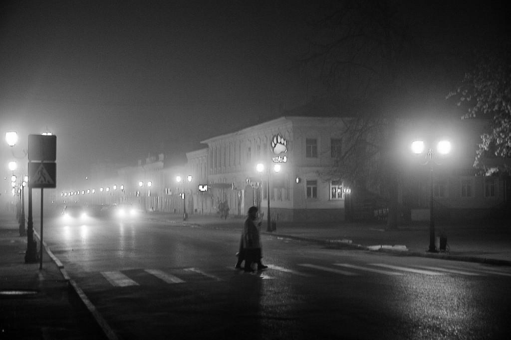 Черно-белый Муром от Алексея Трифонова 04