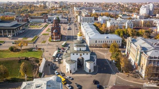 Что мне Владимир, что мне этот город
