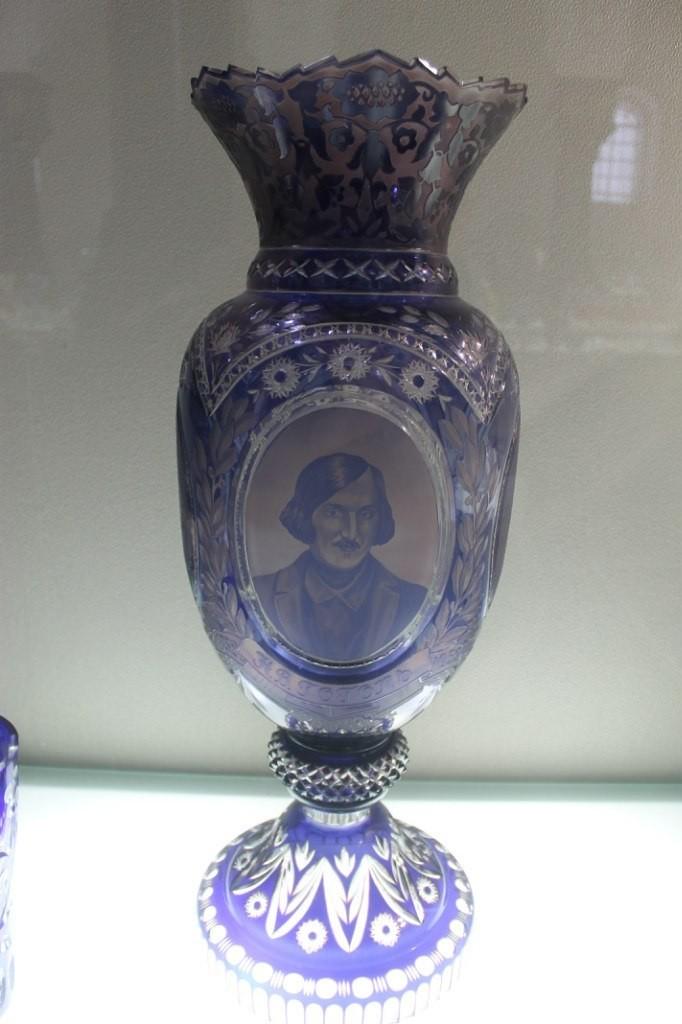 Экспозиция в Музее Хрусталя (Гусь-Хрустальный) 18