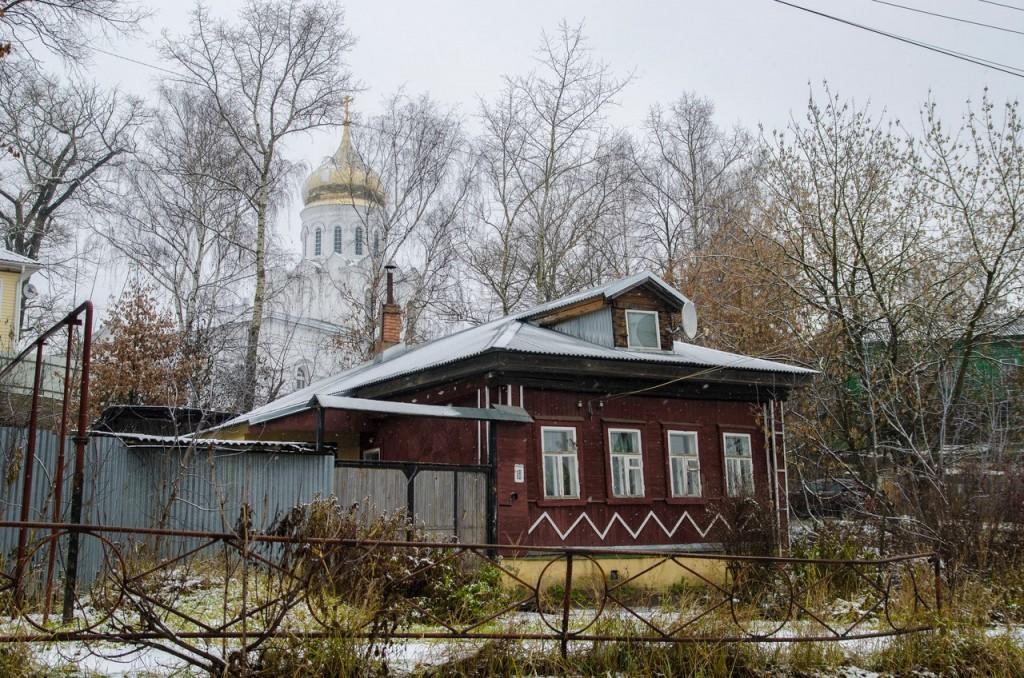 г. Александров, прогулка по городу 01