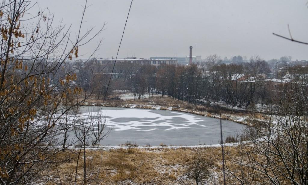 г. Александров, прогулка по городу 03