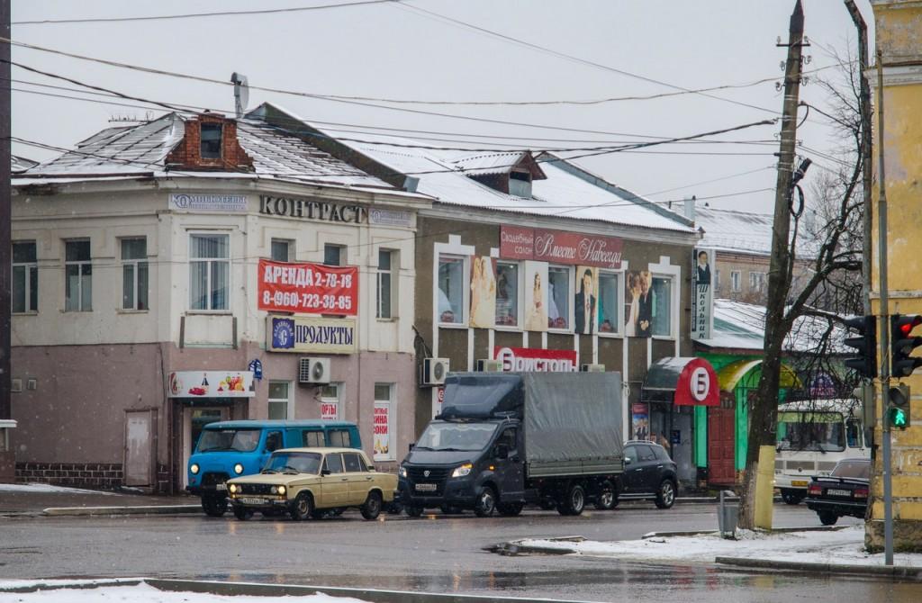 г. Александров, прогулка по городу 07