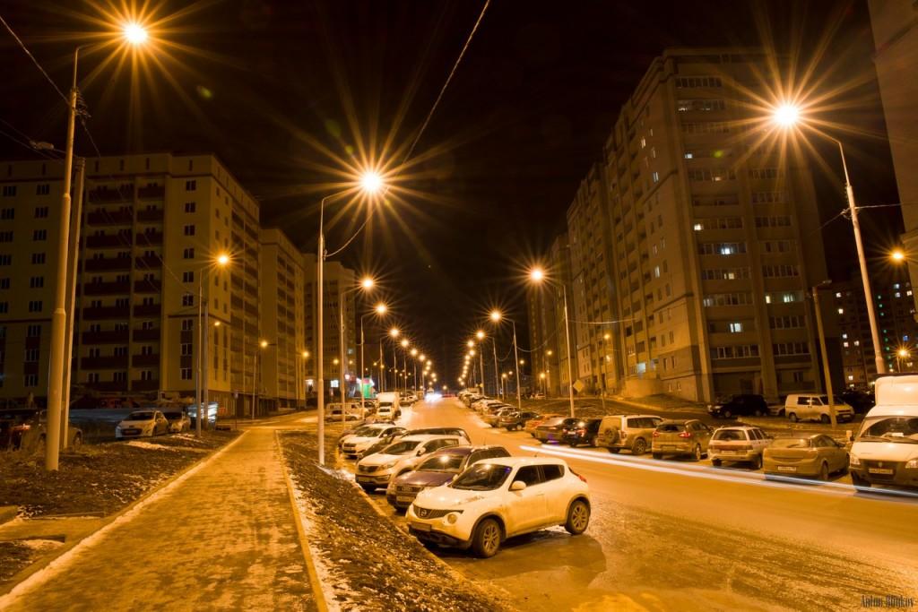г. Владимир, новостройки в р-не Юго-Западный 03