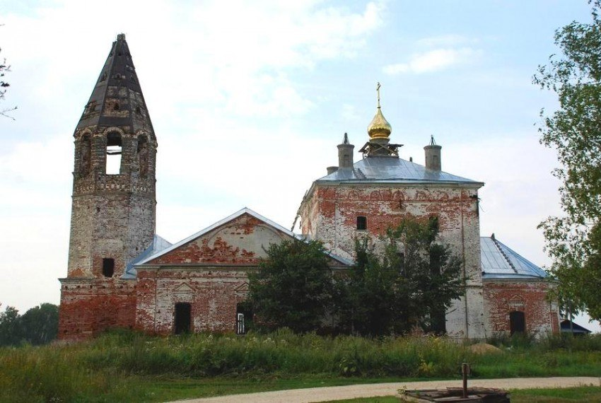с. Великово, Ковровский район, Владимирская область 03