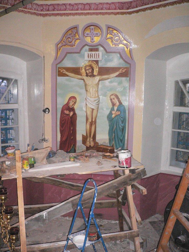 с. Усолье, Храм Казанской иконы Божией Матери 04