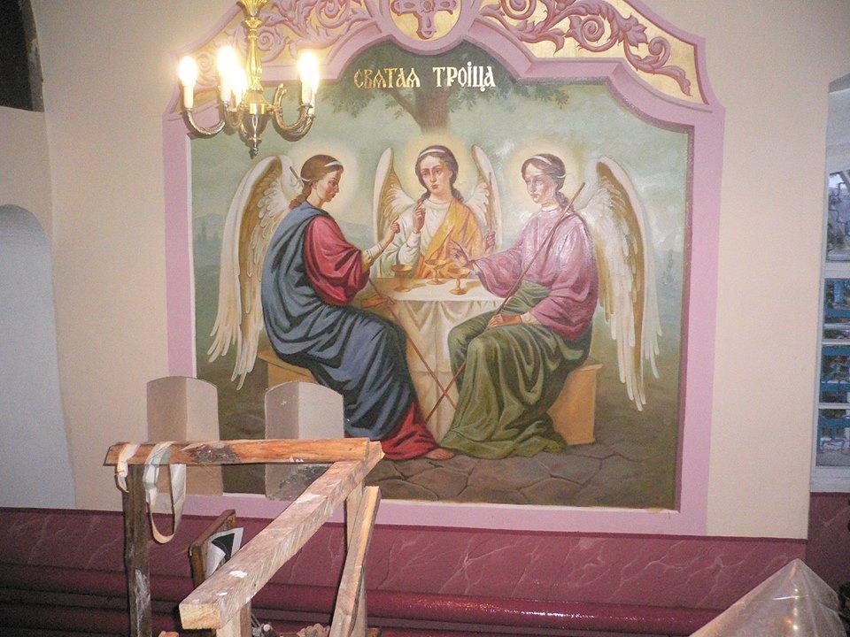 с. Усолье, Храм Казанской иконы Божией Матери 05