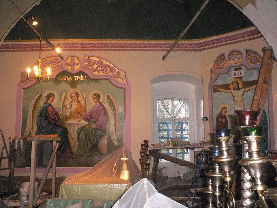 с. Усолье, Храм Казанской иконы Божией Матери 07