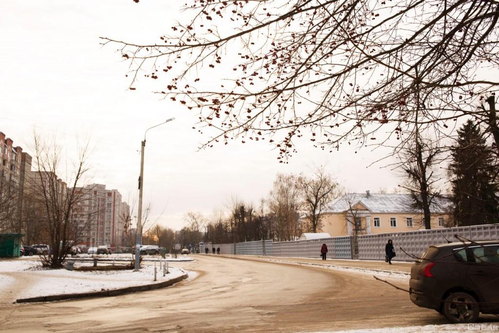 ул. Чапаева. г. Владимир