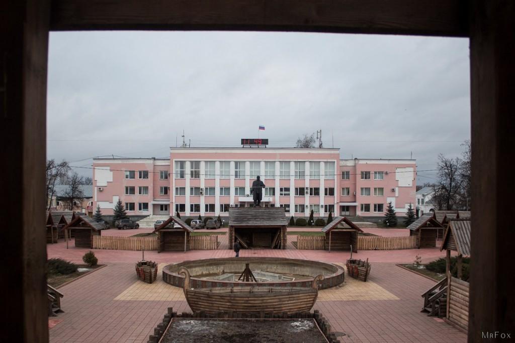 09.12.2015 - Муром, Княжеский двор 09
