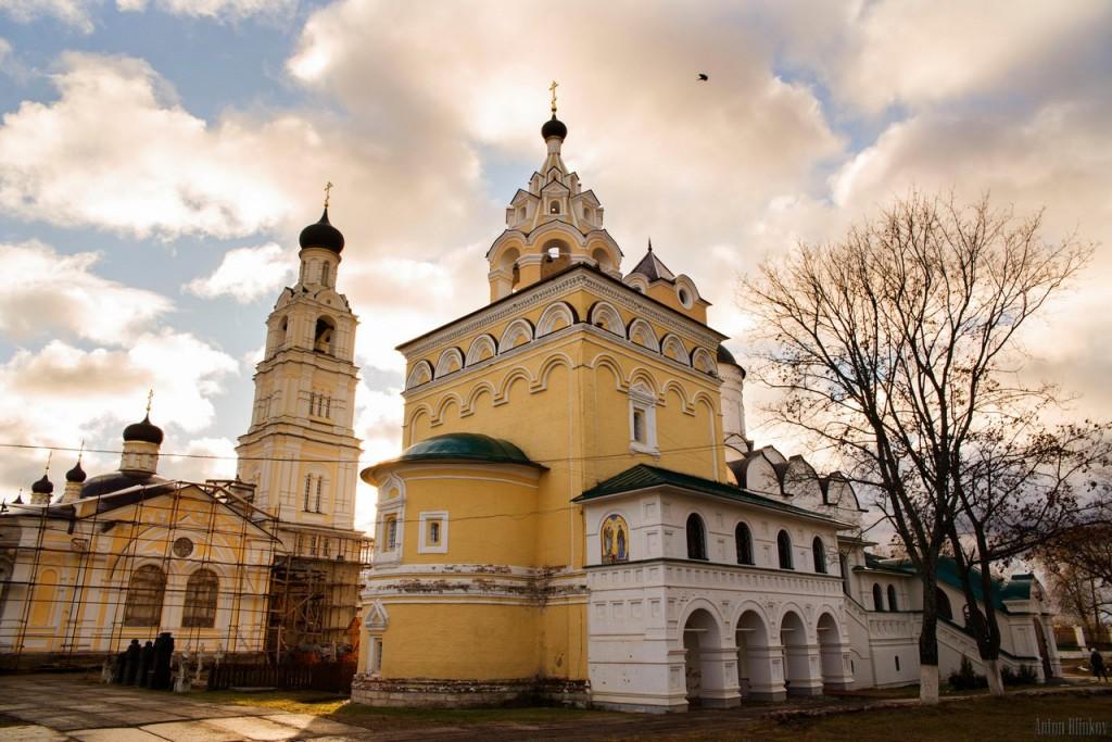 Свято-Благовещенский Киржачский женский монастырь 01