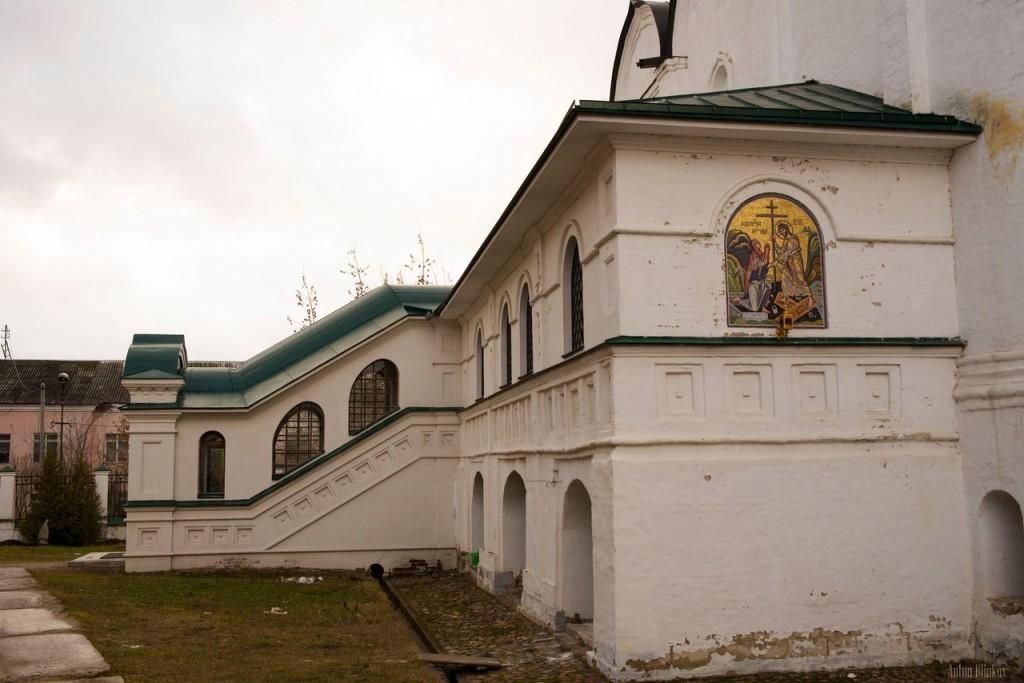 Свято-Благовещенский Киржачский женский монастырь 03