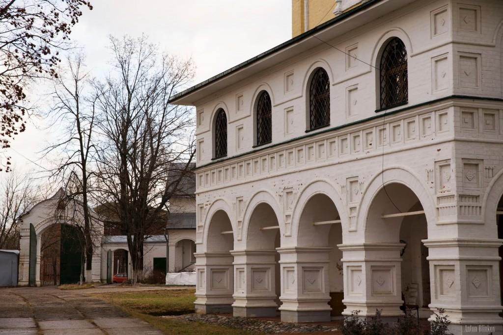 Свято-Благовещенский Киржачский женский монастырь 04