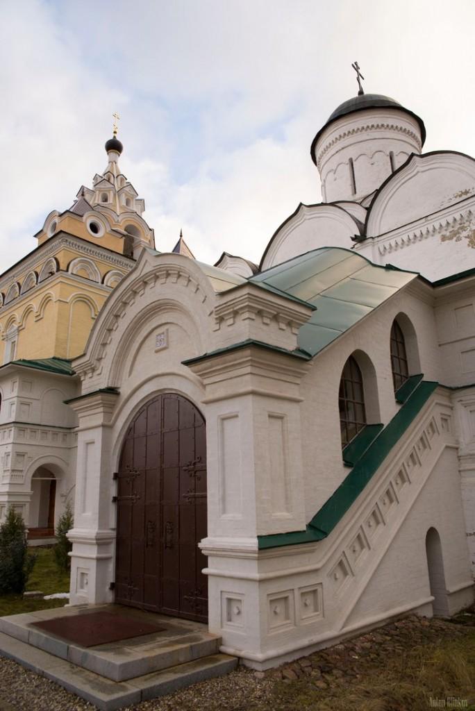 Свято-Благовещенский Киржачский женский монастырь 06