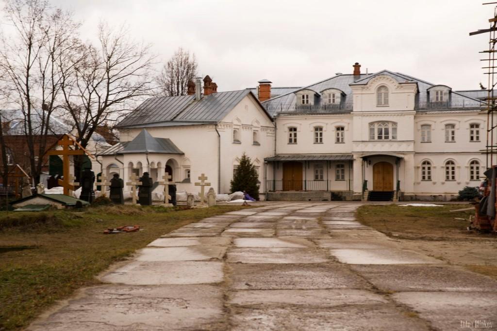 Свято-Благовещенский Киржачский женский монастырь 08
