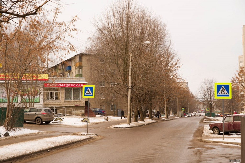 ул. Белоконской, г. Владимир 02