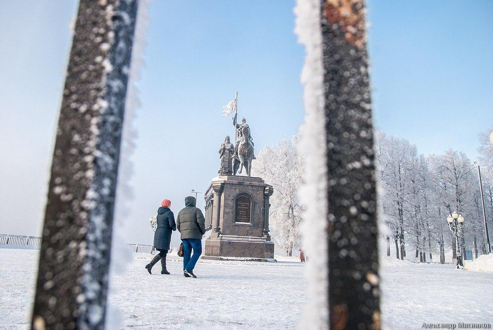 Белое безмолвие от Александра Мясникова 01