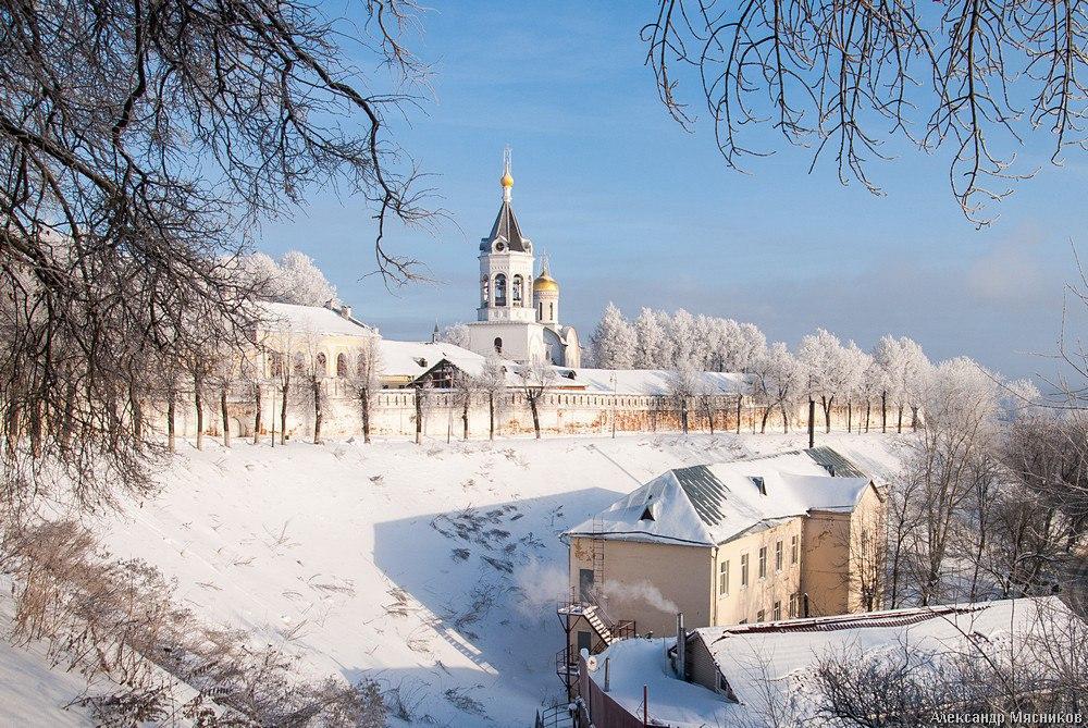 Белое безмолвие от Александра Мясникова 03