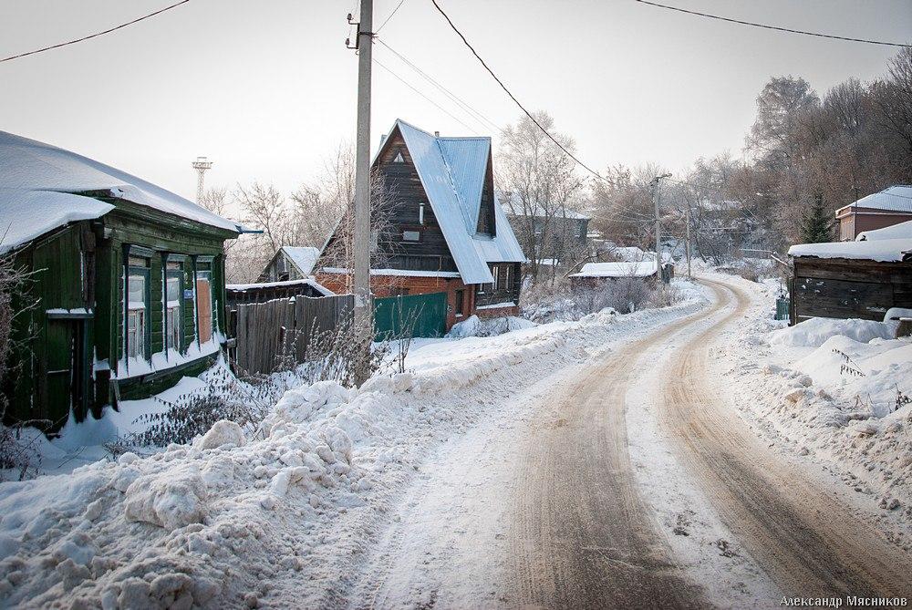 Белое безмолвие от Александра Мясникова 05