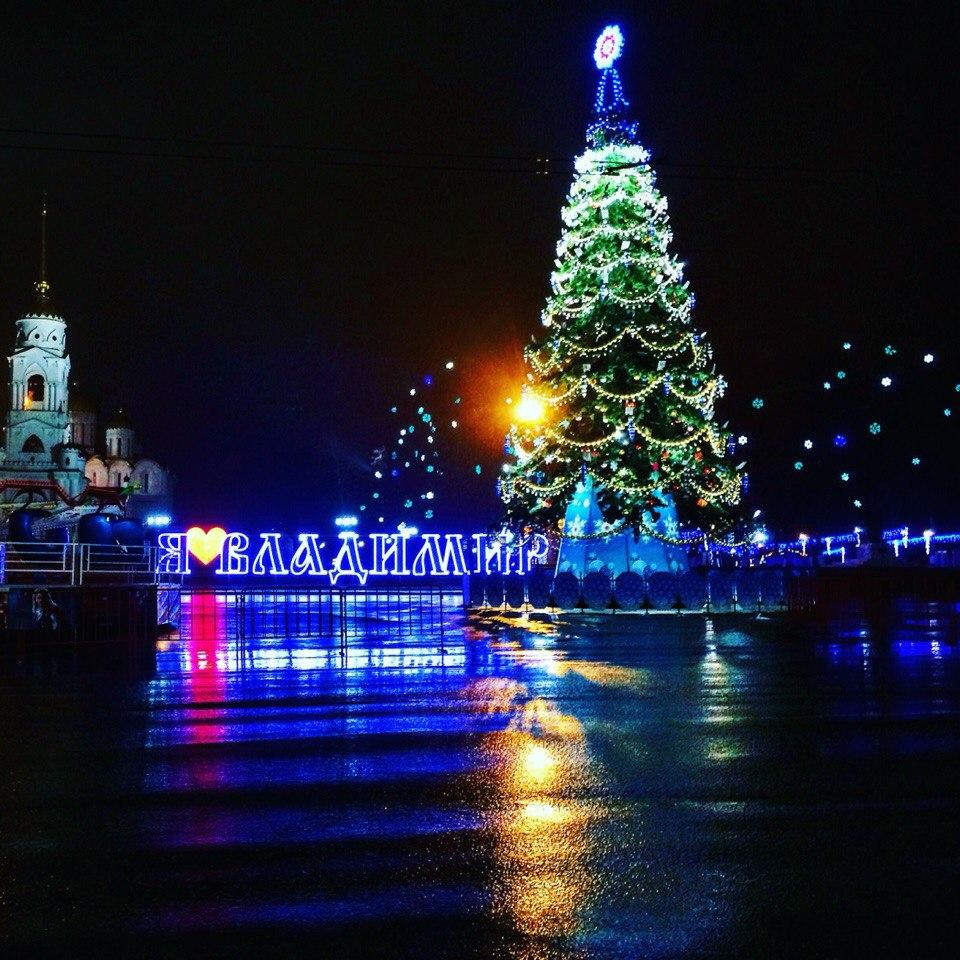 Вечерний Владимир 24.12.2015