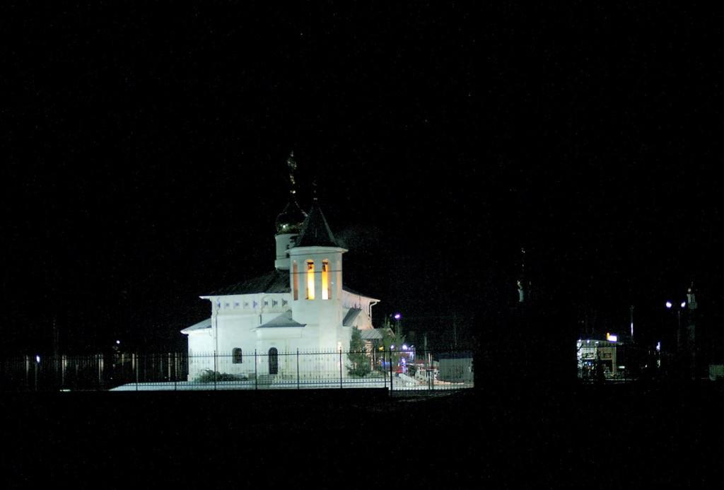 Вечер первого дня в Коврове 01