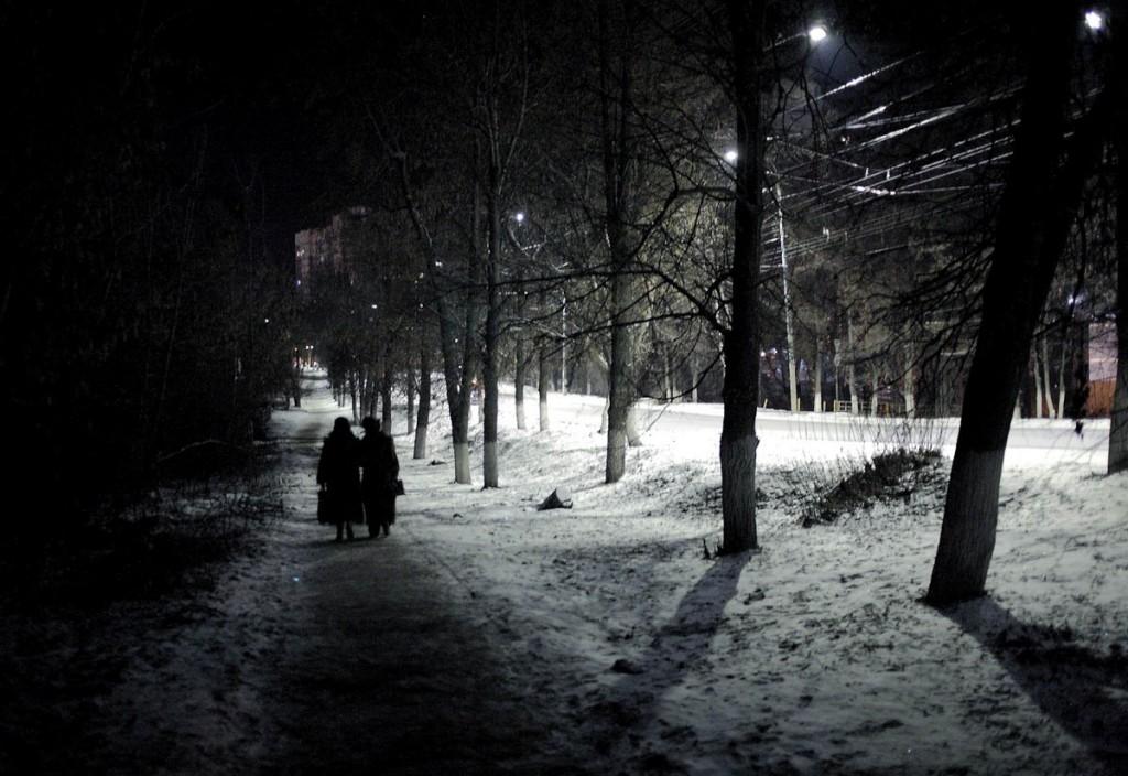 Вечер первого дня в Коврове 02