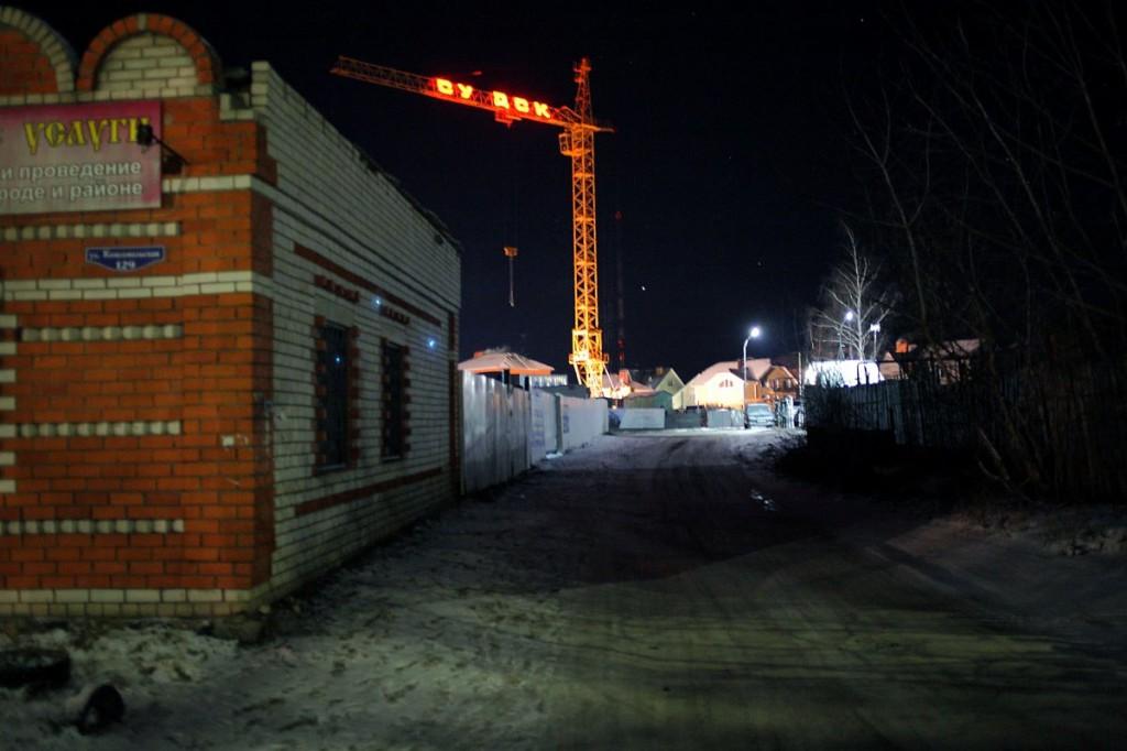 Вечер первого дня в Коврове 03