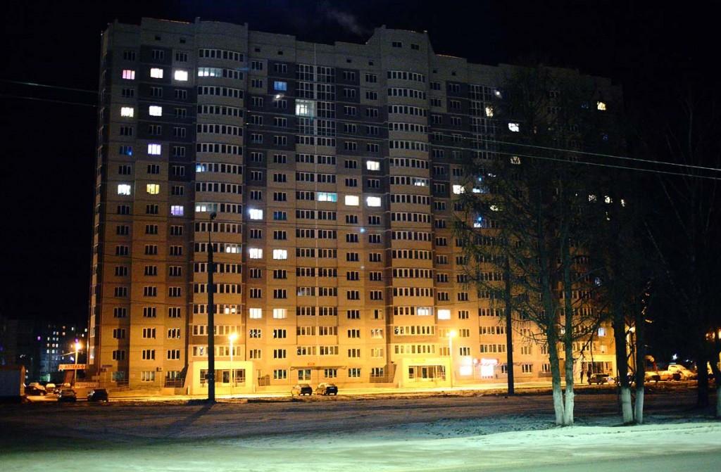 Вечер первого дня в Коврове 078