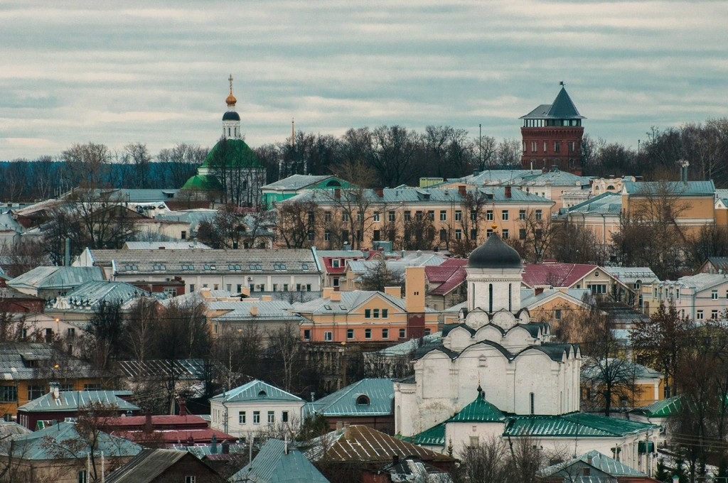 Виды Владимира с высоты от Бориса Пучкова 01