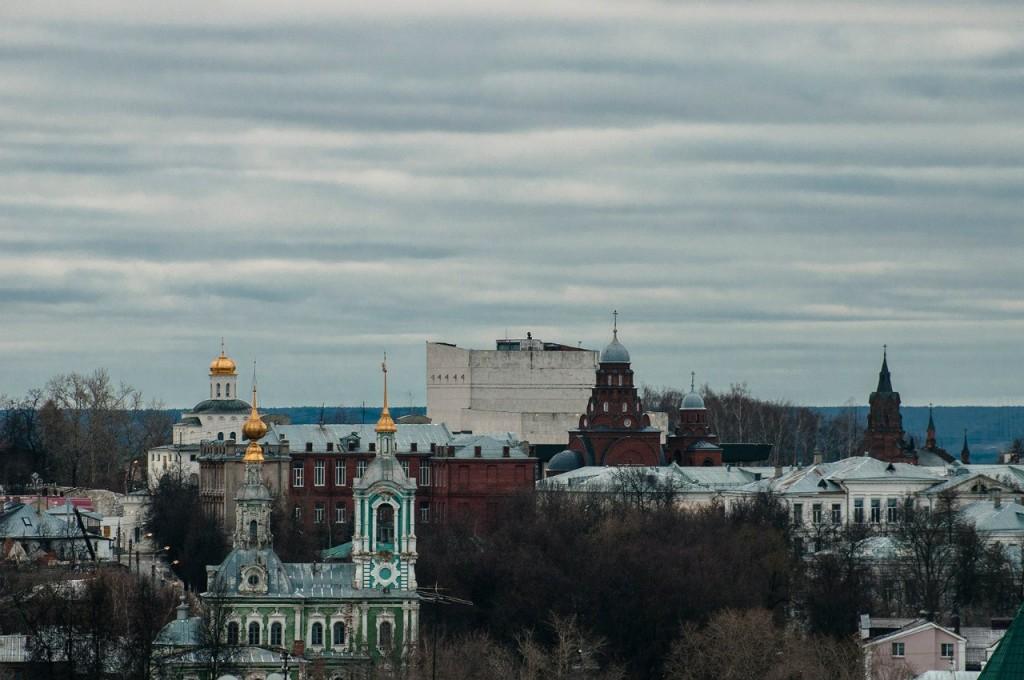 Виды Владимира с высоты от Бориса Пучкова 03