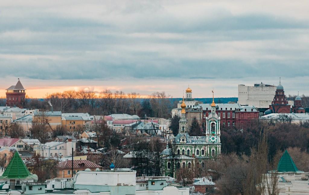 Виды Владимира с высоты от Бориса Пучкова 05