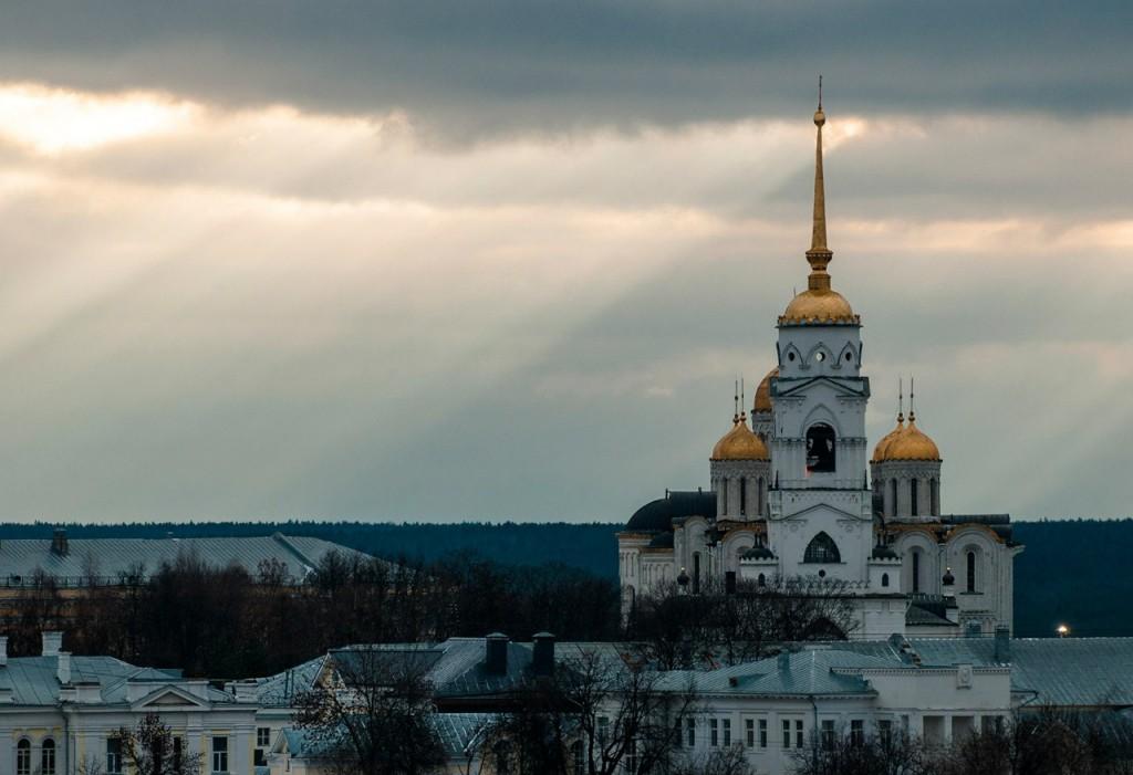 Виды Владимира с высоты от Бориса Пучкова 07