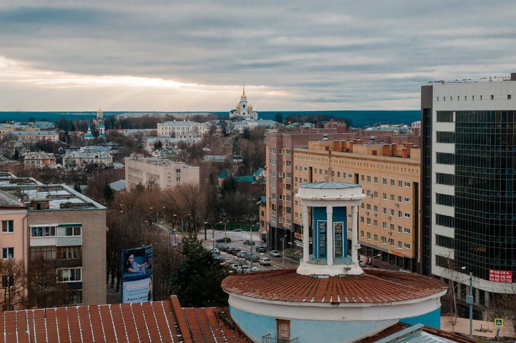 Виды Владимира с высоты от Бориса Пучкова 08
