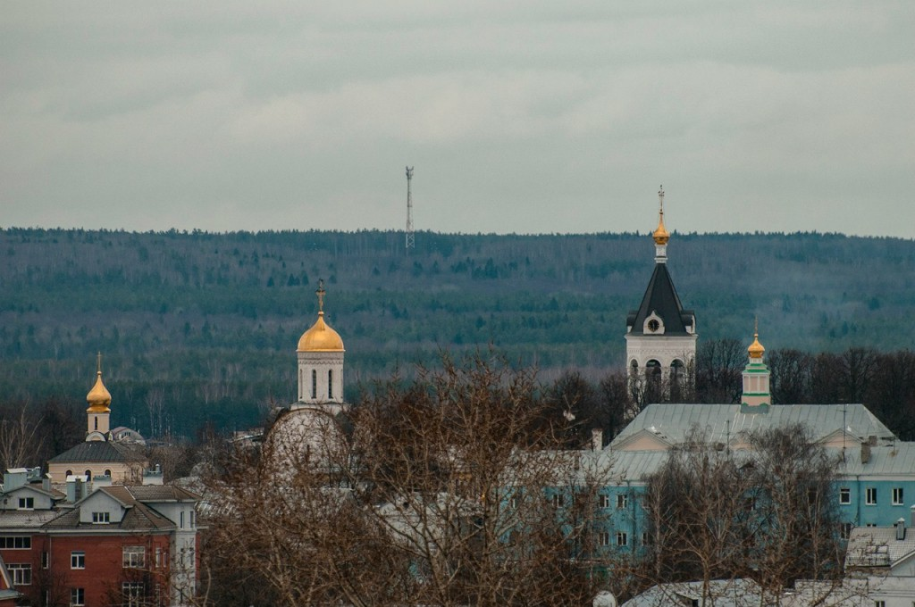 Виды Владимира с высоты от Бориса Пучкова 09