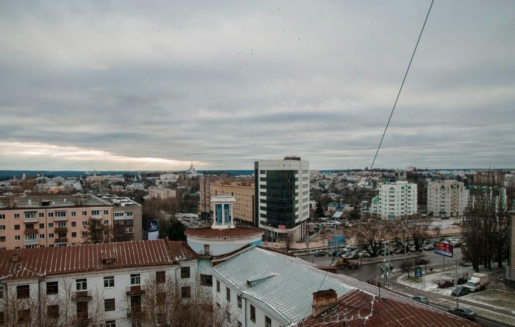 Виды Владимира с высоты от Бориса Пучкова 10