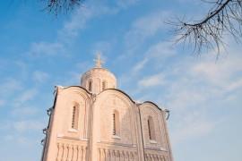 Владимирская зима от Сергея Лакеева