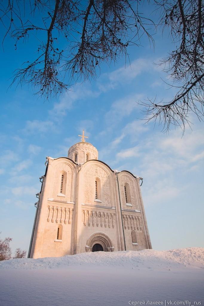 Владимирская зима от Сергея Лакеева 01